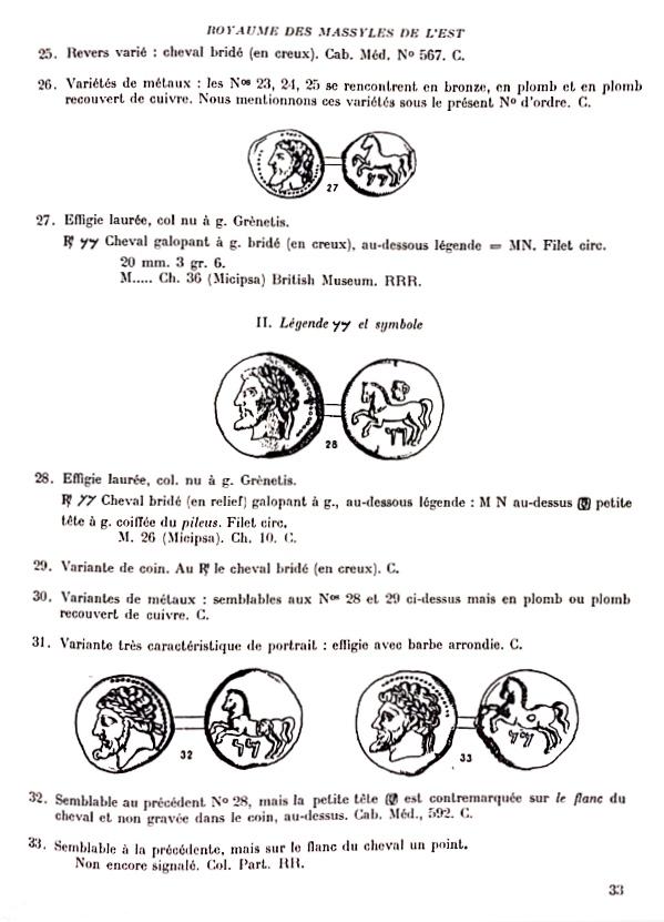 Unité de bronze numide Massinissa / Micipsa Img_9213