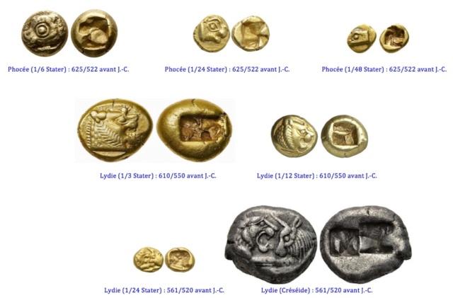 Numisfrance remonte à l'origine de la monnaie ! - Page 8 Monnai11