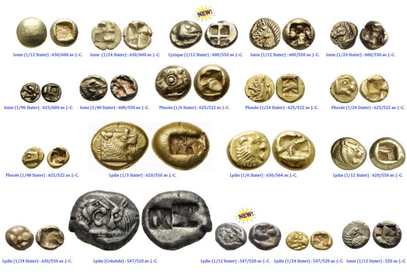 Numisfrance remonte à l'origine de la monnaie ! - Page 13 Monnai12
