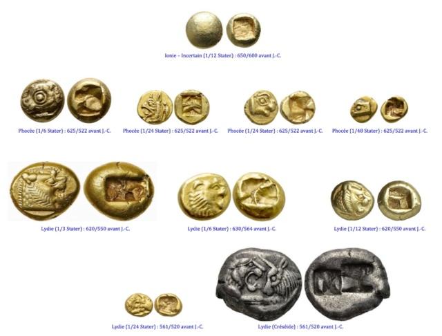 Numisfrance remonte à l'origine de la monnaie ! - Page 9 Monnai14