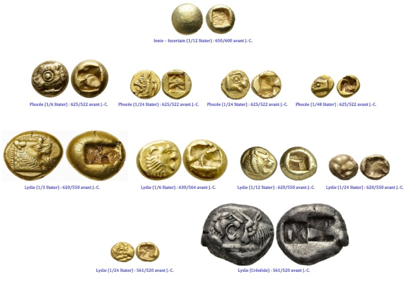 Numisfrance remonte à l'origine de la monnaie ! - Page 10 Monnai16