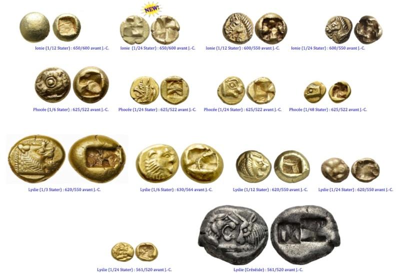 Numisfrance remonte à l'origine de la monnaie ! - Page 10 Monnai18