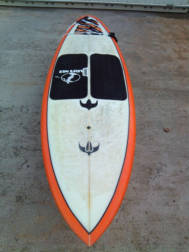 SUP Minvielle 7.10*27*3.5 85 litres 490€ Img_2010