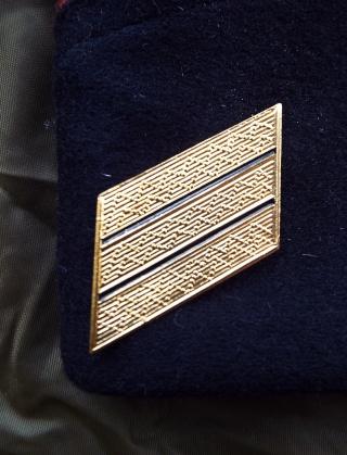 Sergent-chef du génie, instructeur en métropole (automne 1961) Gradec10