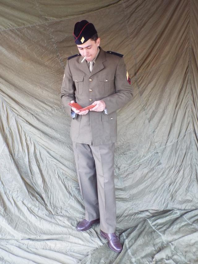 Sergent-chef du génie, instructeur en métropole (automne 1961) Okface10