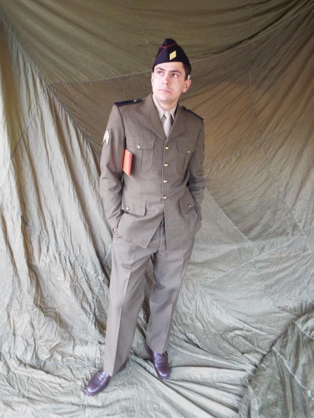 Sergent-chef du génie, instructeur en métropole (automne 1961) Okface11