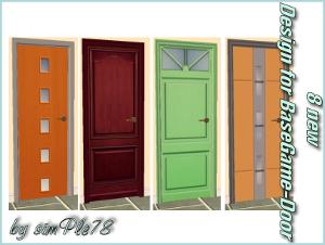 Строительство (окна, двери, обои, полы, крыши) Image154