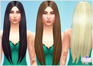 Женские прически (длинные волосы) - Страница 2 Image370