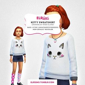 Для детей (топы, рубашки, свитера) Light117