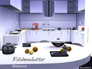 Декоративные объекты для кухни Light126