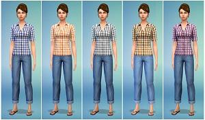 Повседневная одежда (топы, рубашки, свитера) - Страница 3 Light149