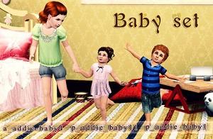 Детские позы, позы с детьми - Страница 7 Light205