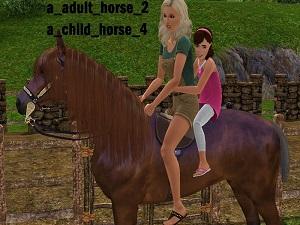 Позы с животными - Страница 2 Light224