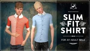 Повседневная одежда (свитера, футболки, рубашки) - Страница 29 Light287