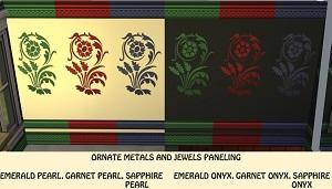 Обои, полы (цветочные узоры) - Страница 2 Lightu21