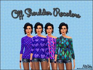 Повседневная одежда (топы, рубашки, свитера) - Страница 3 Lightu99