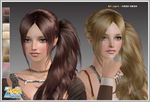 Женские прически (длинные волосы) - Страница 3 Set-b10