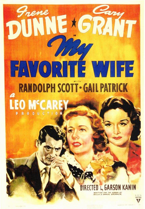 Moja Omiljena Supruga (My Favorite Wife) (1940) My_fav10
