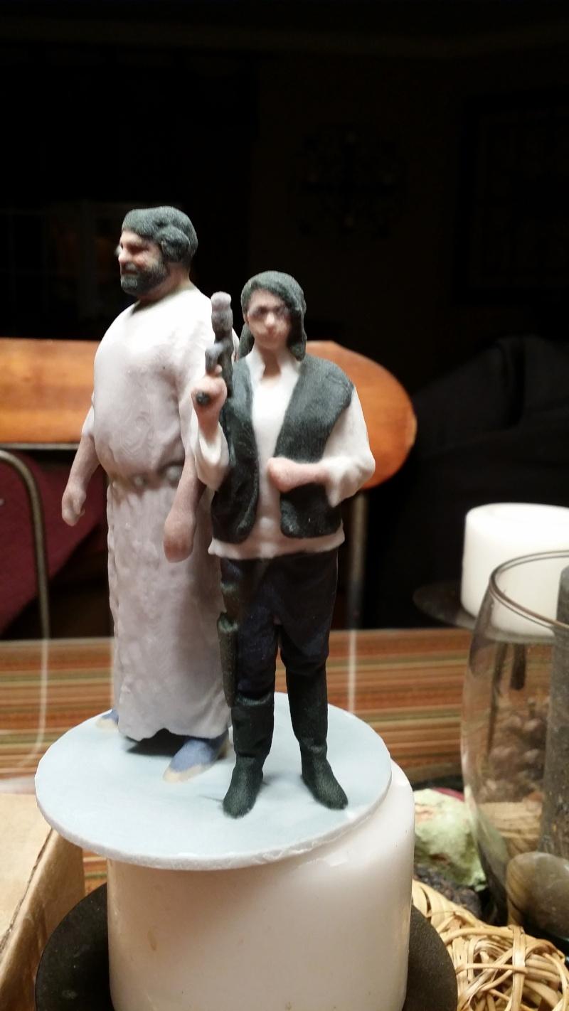 The Rarest Figure Every Made - Princess Darthberizing 2 Pack ! 15931610
