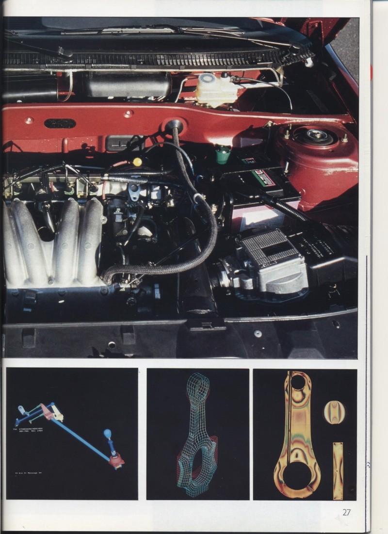 Brochure Peugeot 405  Brochu25
