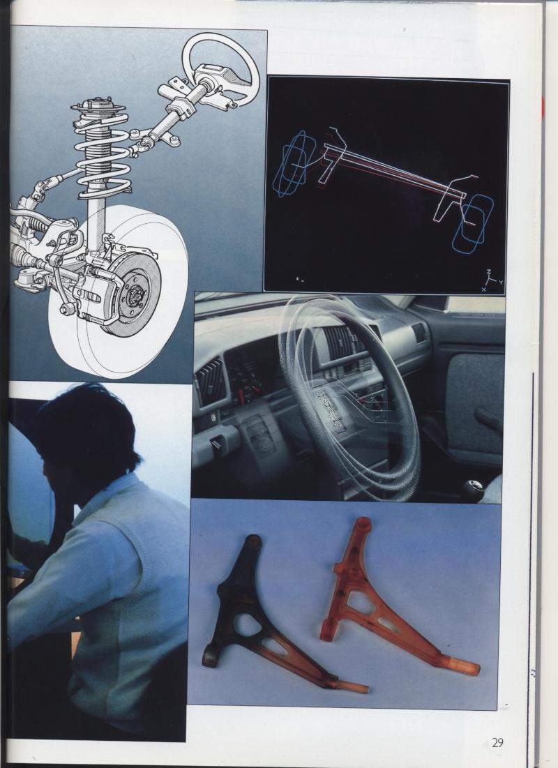 Brochure Peugeot 405  Brochu27