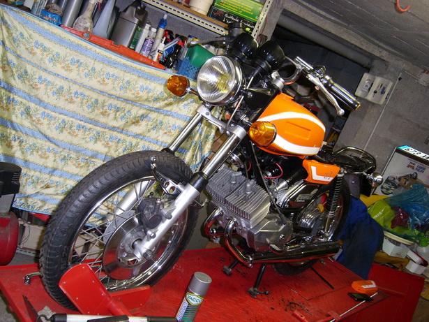 LT3 Motobecane orange Sl270313