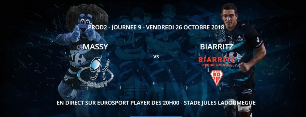 RC MASSY Essonne - BOPB (9ème journée) 128