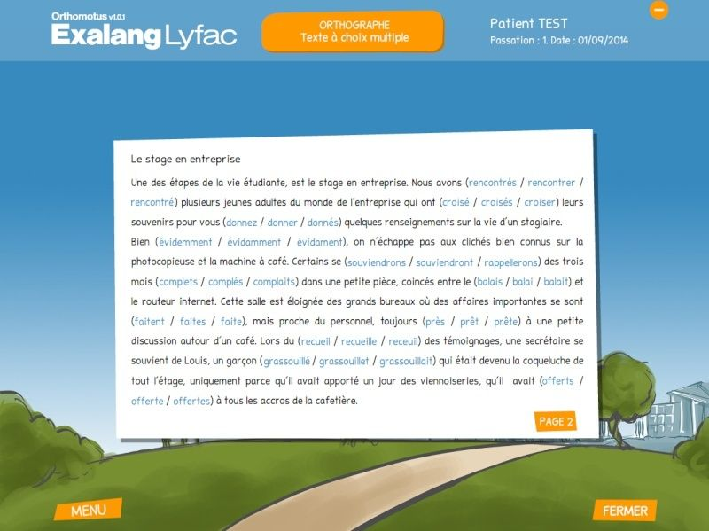 Problème résolution d'écran Lyfac Lyfac10