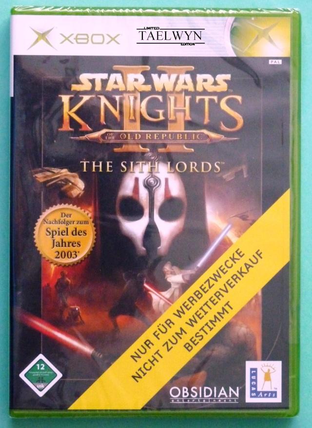 Les collecs de Taelwyn : du star wars encore et toujours - Page 13 Xbox_k10