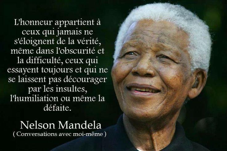 Nelson Mandela est mort : Hommage à un grand homme 5301e411