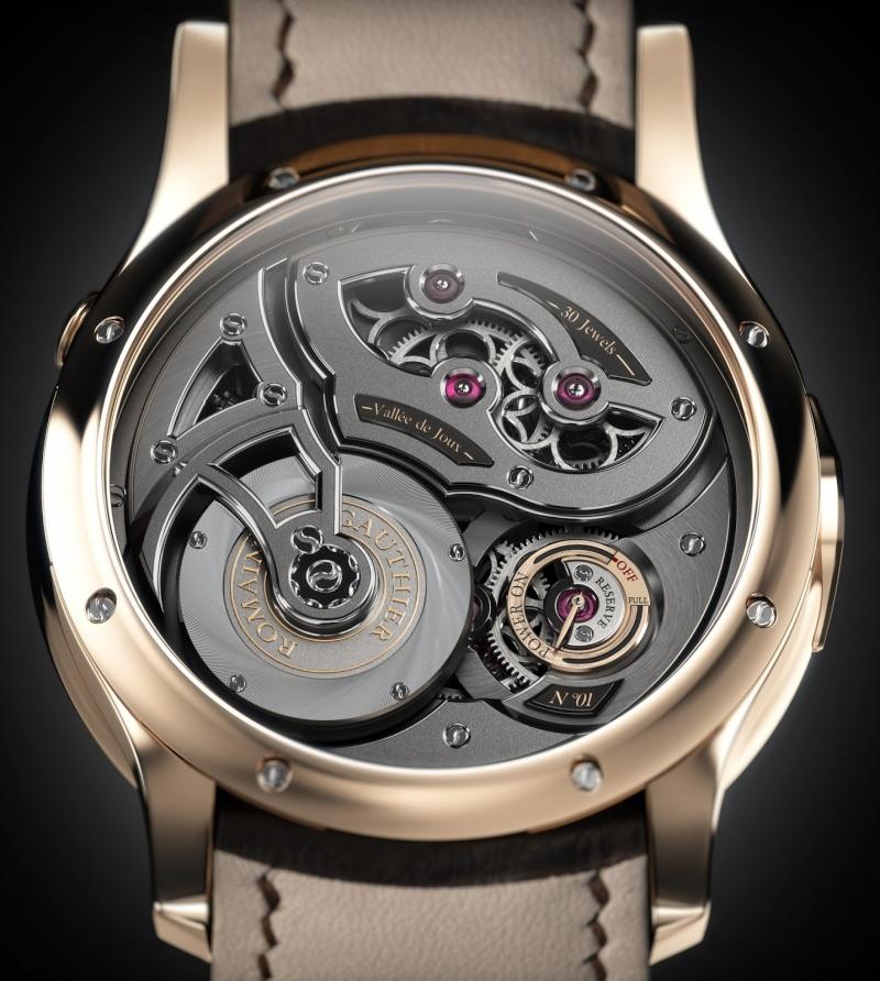 Les plus beaux calibres de montres mécaniques vintages et contemporains du monde ... - Page 4 Mouvem10