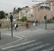 STREET VIEW : Centurion Rome Italie Cent10