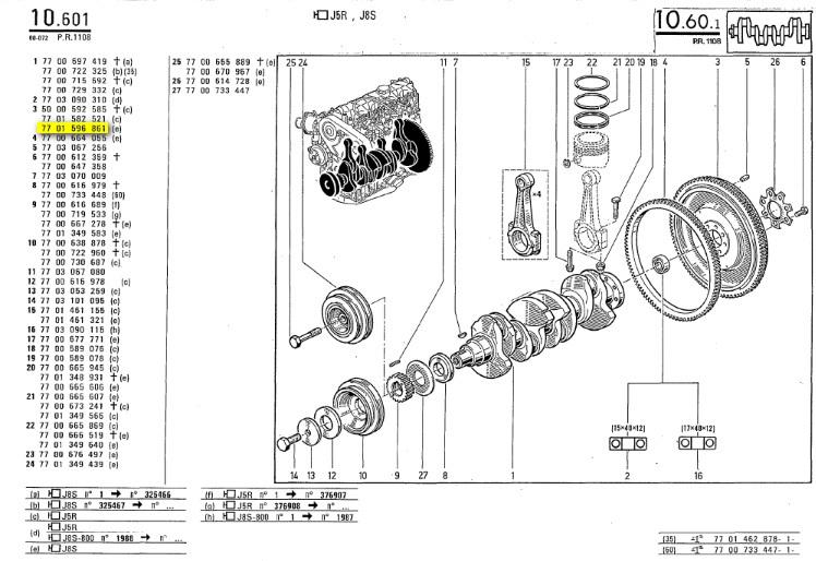KIT EMBRAYAGE CJ7 2.1L Diesel...ZE SOLUTION! Vilo_v10