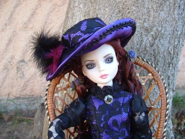 Liz, la weeping violets de Léonie Dscf0014