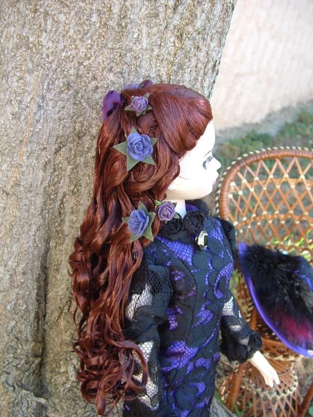 Liz, la weeping violets de Léonie Dscf0015
