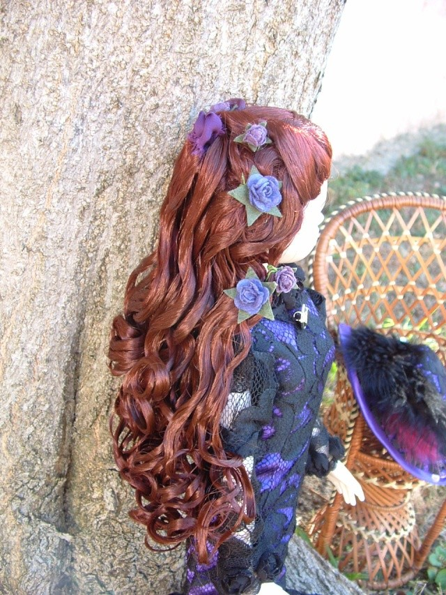 Liz, la weeping violets de Léonie Dscf0016