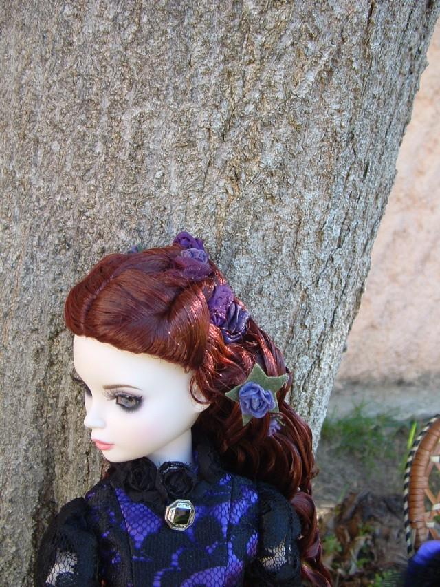 Liz, la weeping violets de Léonie Dscf0017