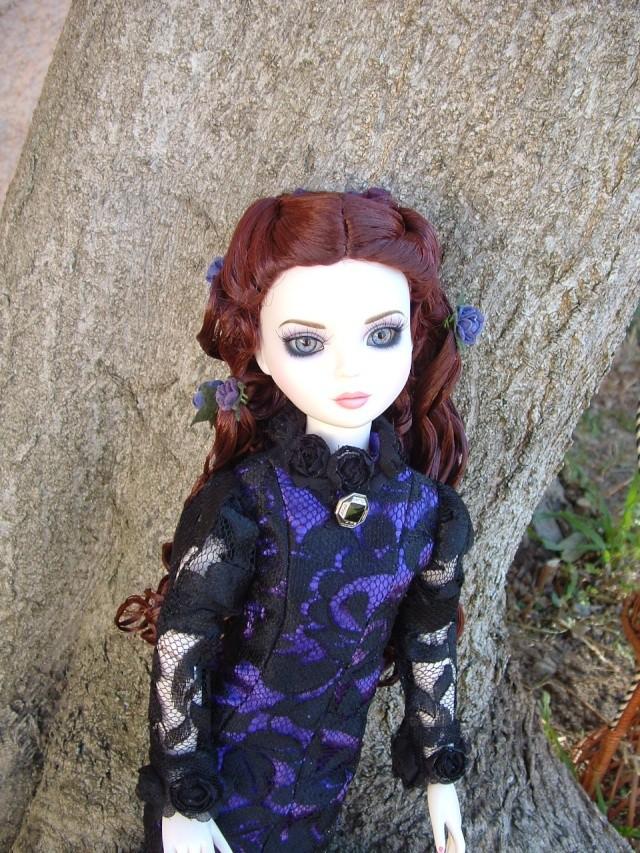 Liz, la weeping violets de Léonie Dscf0018