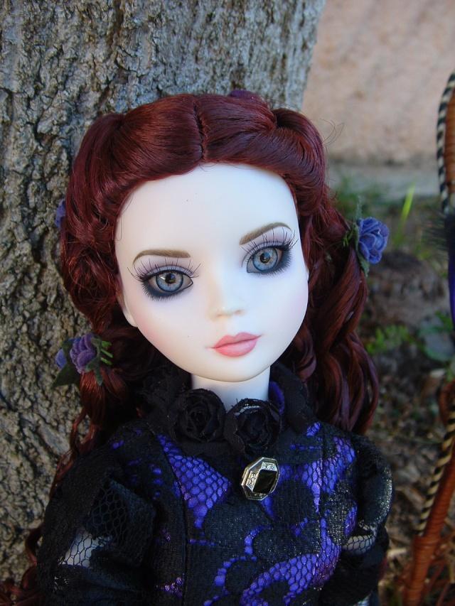 Liz, la weeping violets de Léonie Dscf0019