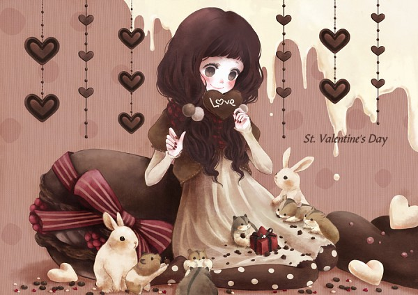 [Fête] La Saint-Valentin & Le White Day [GON] Shindo10