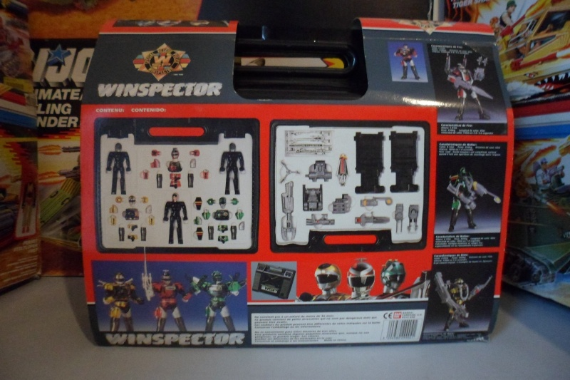 Metal Hero : Winspector - Page 2 Sam_4528