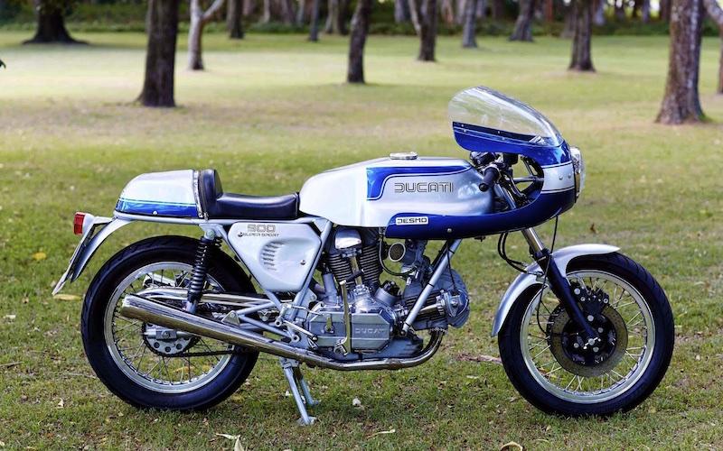 Ducat' 750 et 860 Coniques - Page 2 13111410