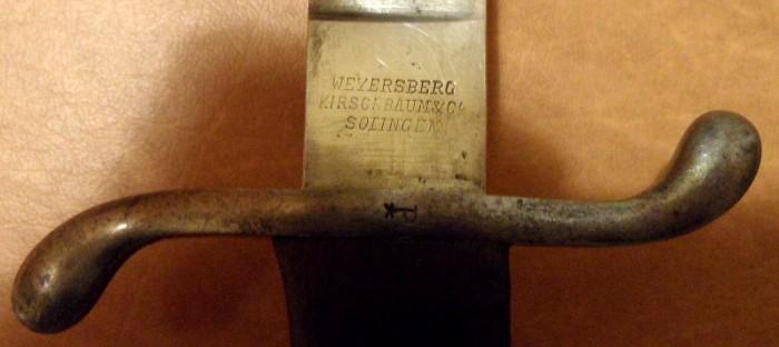 L'achat compulsif du jour : le bolo argentin modèle 1909. 700_0611