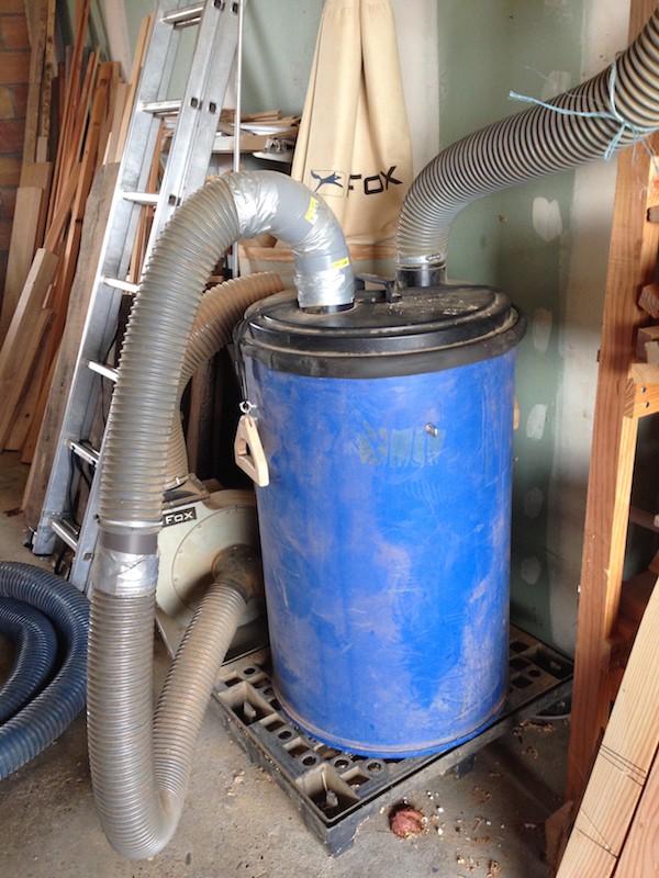 projet et questions fabrication grand aspirateur a cyclone, debut des travaux... Img_2619