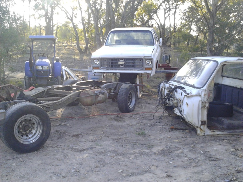 chev dually 06610