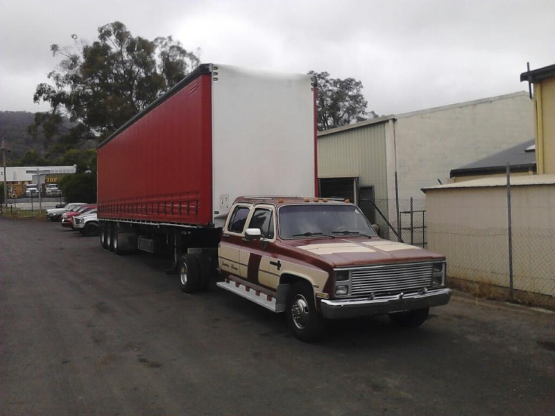 chev dually 55532411