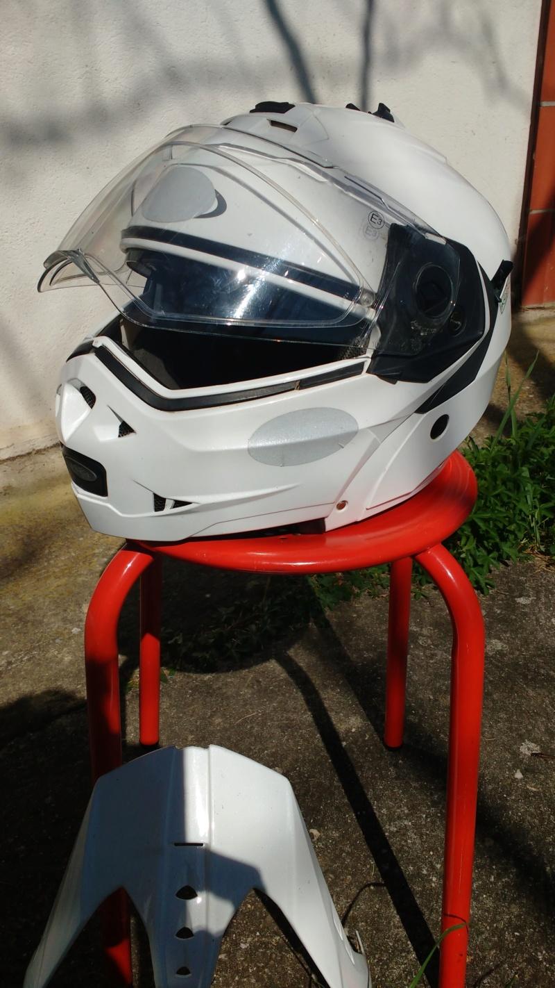 [VENDS] 1 casque modulable Caberg Tourmax Casque10