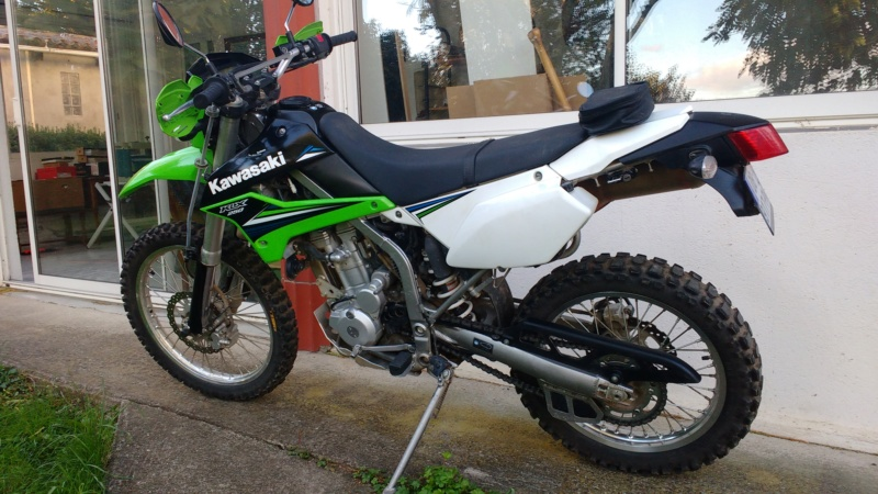 [VENDU] KLX 250 S Klx110
