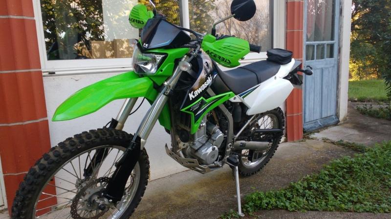 [VENDU] KLX 250 S Klx310