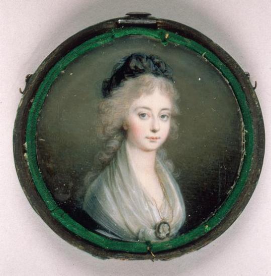 Le physique des enfants de Louis XVI et Marie-Antoinette 24459610